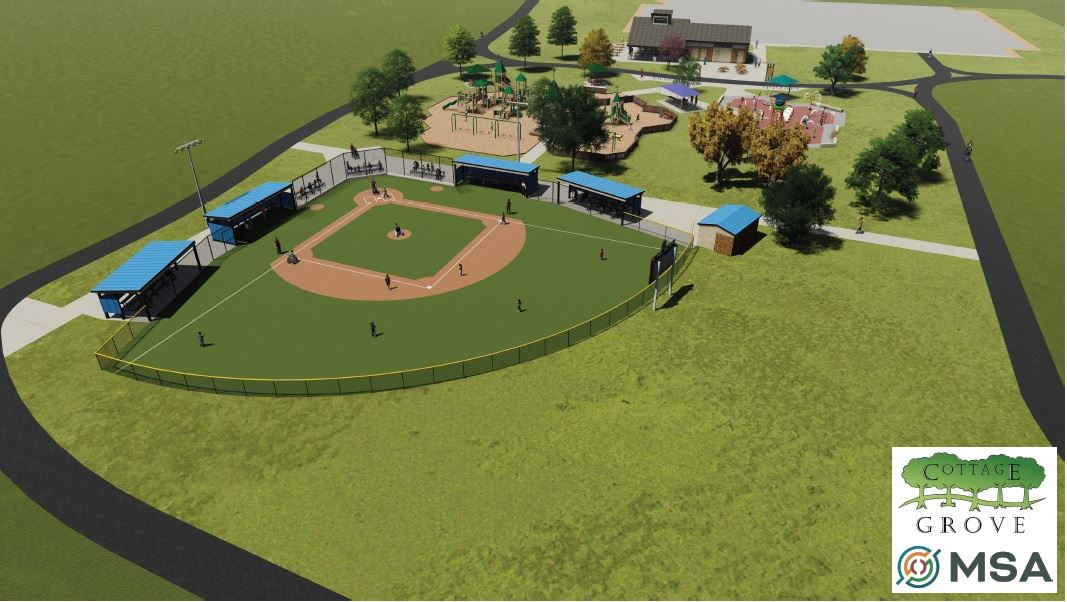 Miracle Field at Bakken Park Design