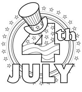 4th-Of-July-Coloring-Page - Website