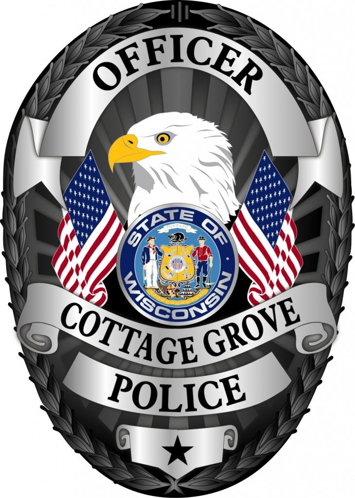 Cottage Grove Police Badge