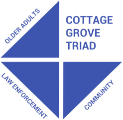 Cottage Grove Triad Logo